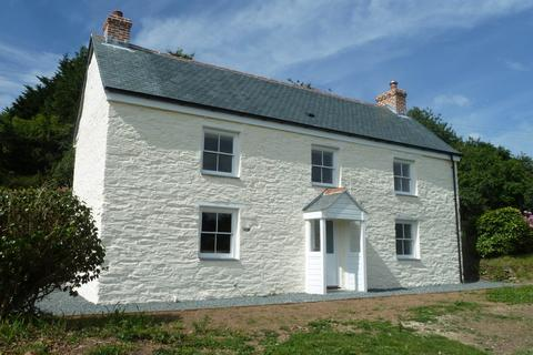 2 bedroom detached house to rent - Coombe, Kea, Truro, Cornwall, TR3