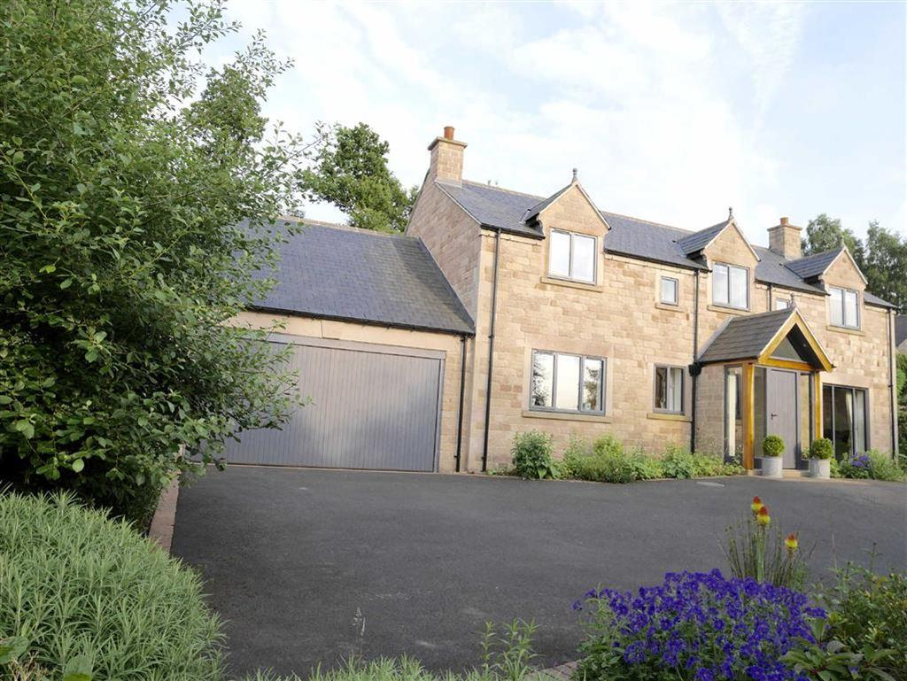 4 Bedrooms Detached House for sale in Mulberry House, Shelford Lane, Lea, Matlock, Derbyshire, DE4