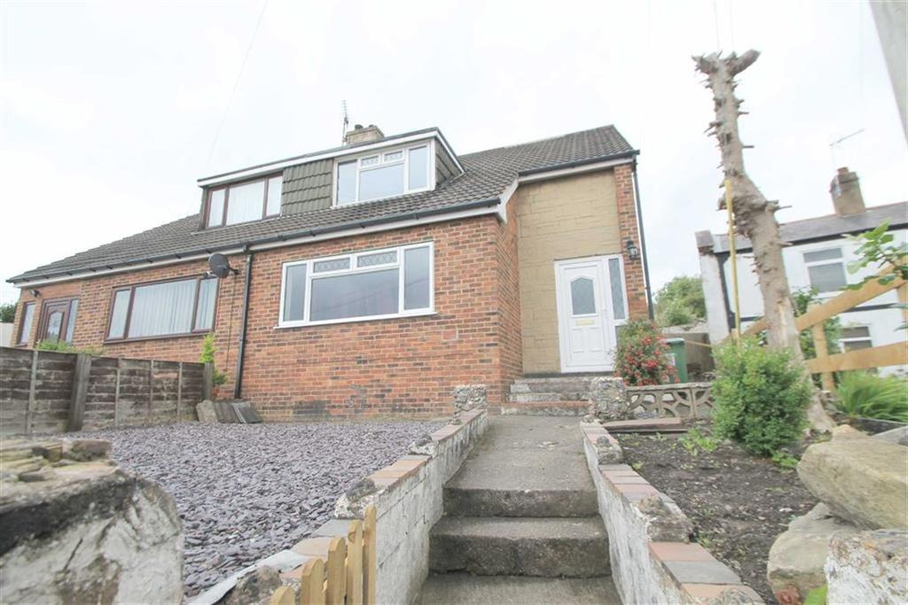 3 Bedrooms Semi Detached House for sale in Top Road, Summerhill, Wrexham