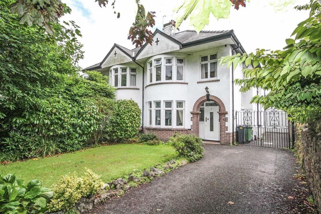 4 Bedrooms Semi Detached House for sale in Church Road, Cardiff