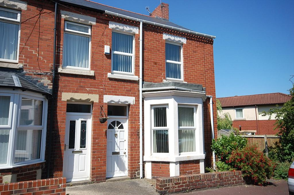 3 Bedrooms End Of Terrace House for sale in Dunston