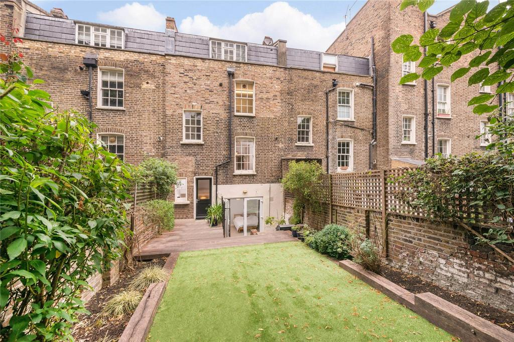 2 Bedrooms Flat for sale in Greenland Road, London