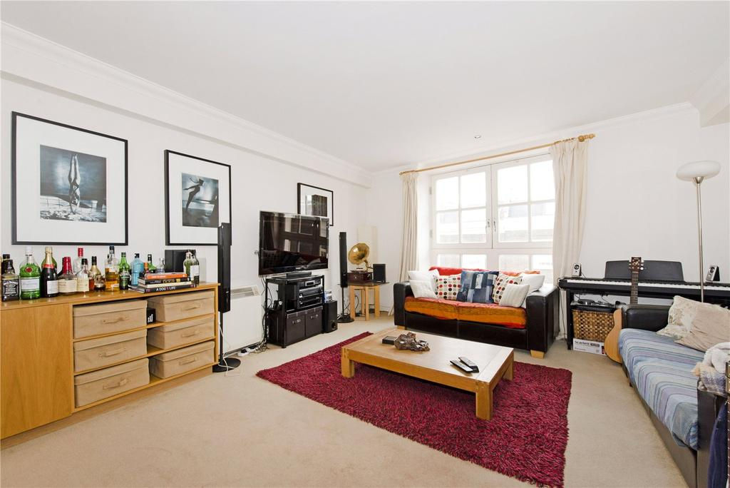 1 Bedroom Flat for sale in Gilbey House, 38 Jamestown Road, London