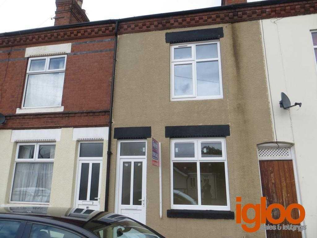 2 Bedrooms Terraced House for sale in Dartford Road, Leicester