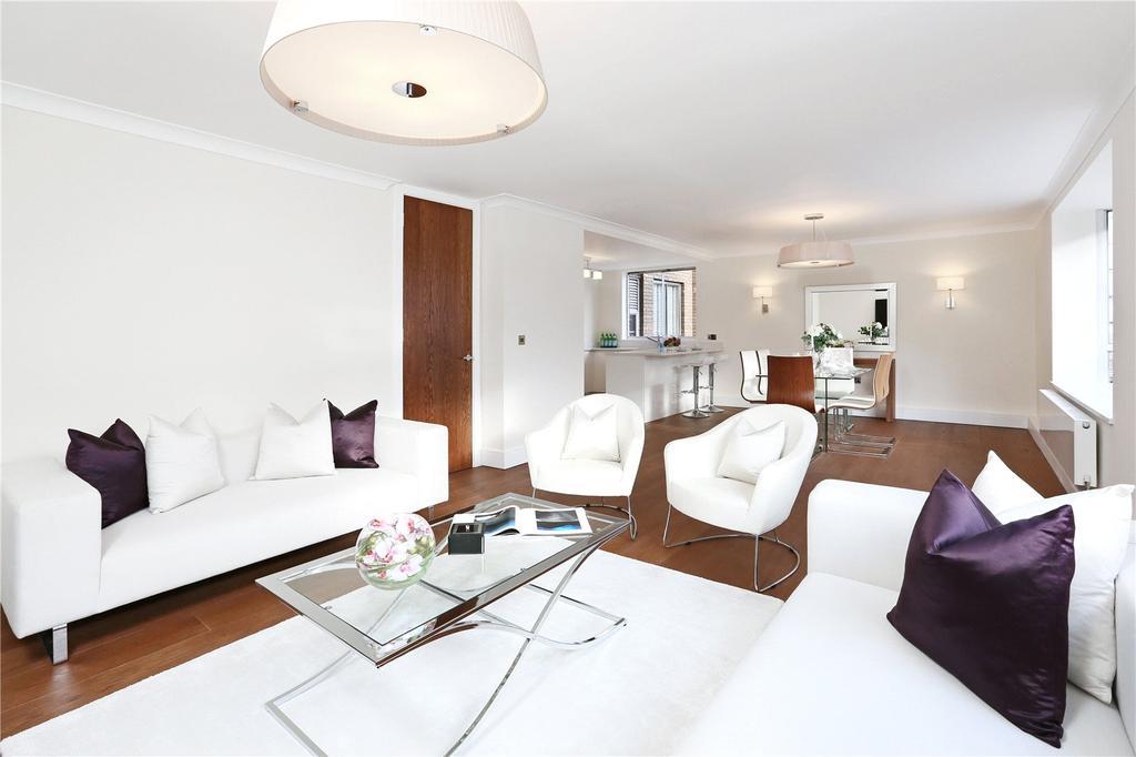 2 Bedrooms Flat for sale in Thorburn House, Kinnerton Street, London