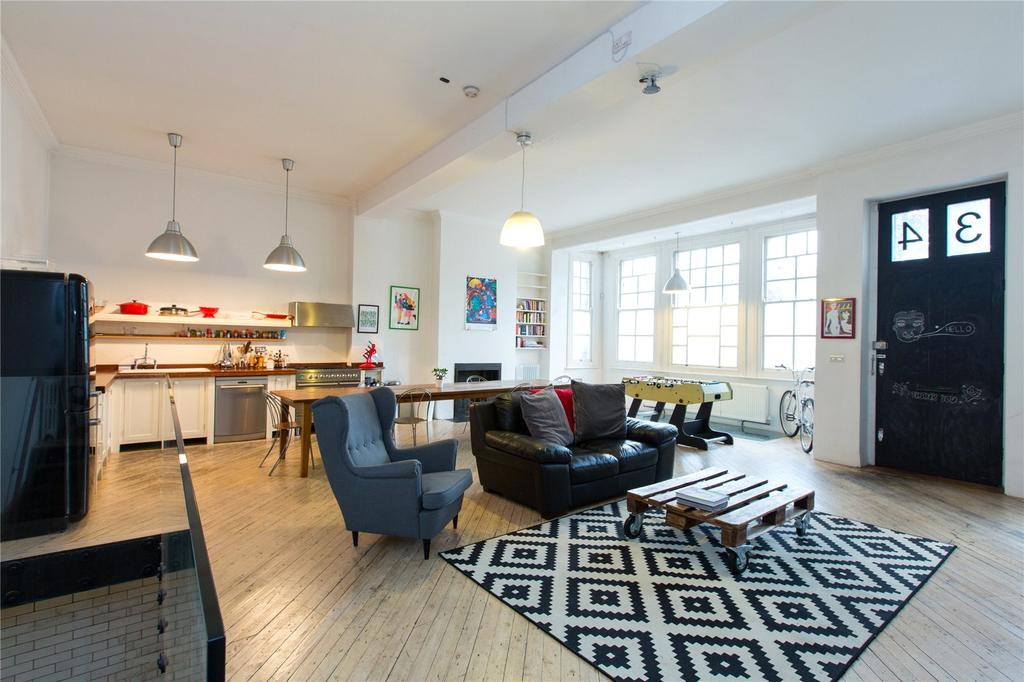 2 Bedrooms Flat for sale in Hoxton Street, Islington, London