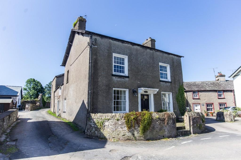 5 Bedrooms Semi Detached House for sale in Caton Lane House, Cark in Cartmel