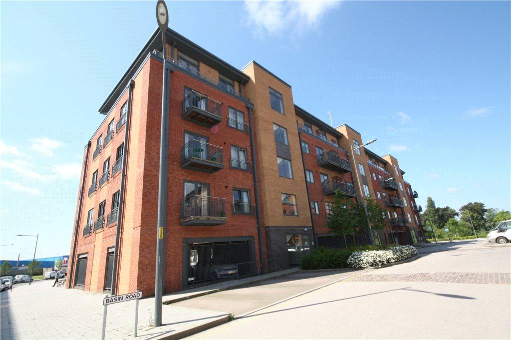2 Bedrooms Apartment Flat for sale in Millwright House, Basin Road, Worcester, Worcestershire, WR5