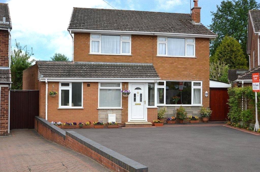 4 Bedrooms Detached House for sale in Lea Vale Road, Norton, Stourbridge, DY8