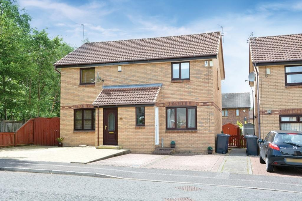 3 Bedrooms Semi Detached House for sale in 91 Castle Gardens, Paisley, PA2 9RA