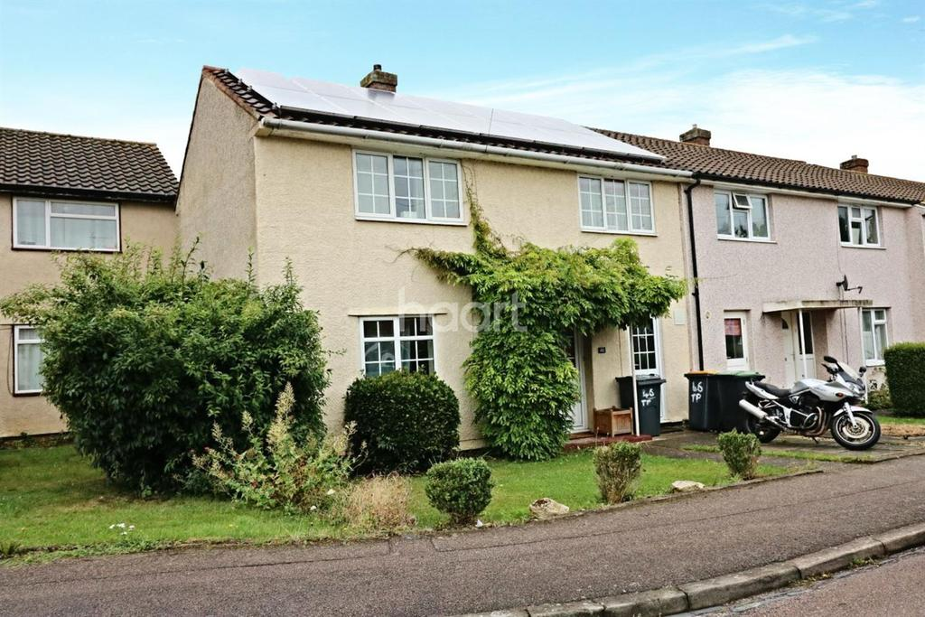 2 Bedrooms End Of Terrace House for sale in Turnpike, Bedford