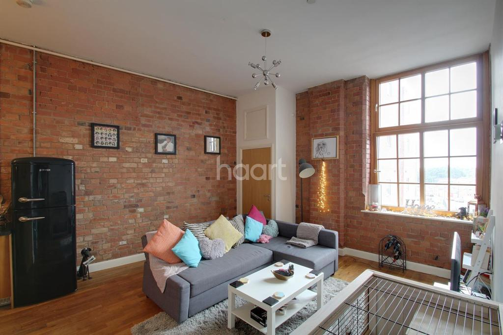 2 Bedrooms Flat for sale in Sanvey Mill, Leicester