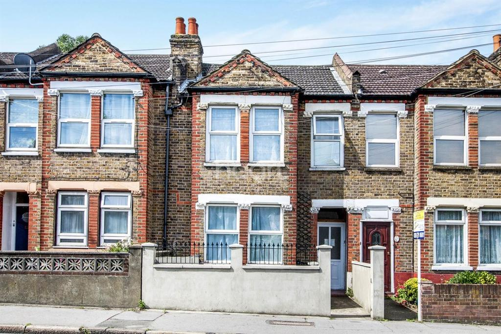 2 Bedrooms Flat for sale in Parchmore Road, Thornton Heath