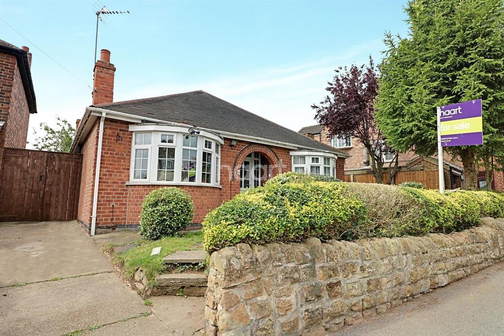 3 Bedrooms Bungalow for sale in Holbeck Road, Aspley