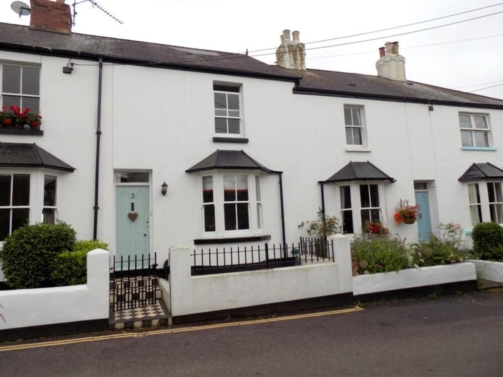 3 Bedrooms Terraced House for sale in Olga Terrace, Lympstone