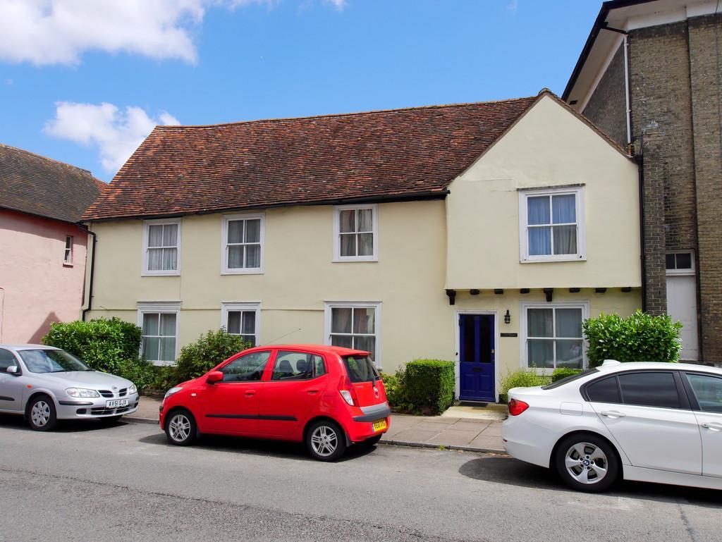 5 Bedrooms Semi Detached House for sale in Hunters, Hadleigh, Ipswich, Suffolk, IP7 5EL
