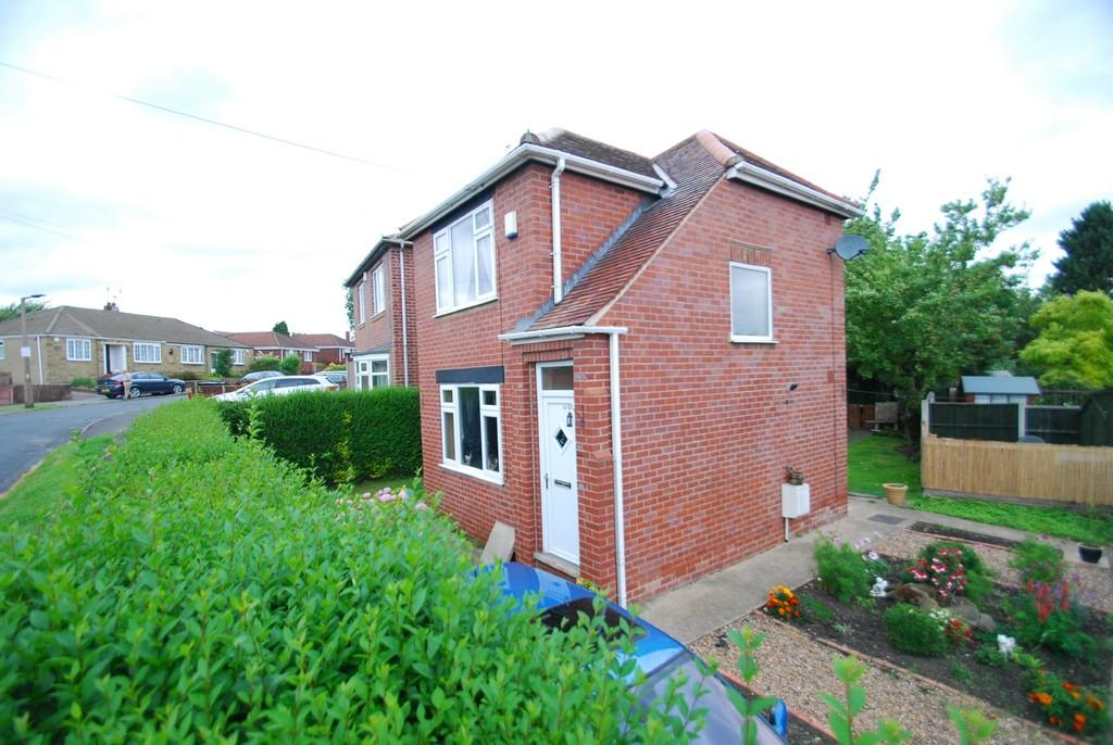 2 Bedrooms Detached House for sale in Darton Street, Stairfoor, Barnsley S70