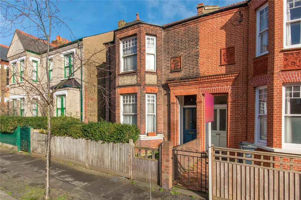 4 Bedrooms Semi Detached House for sale in Casewick Road, West Norwood, London, SE27
