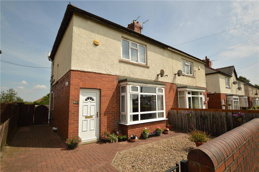 2 Bedrooms Semi Detached House for sale in Bradford Road, Tingley, Wakefield