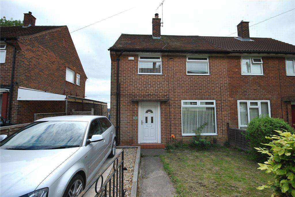 2 Bedrooms Semi Detached House for sale in Spen Walk, West Park, Leeds