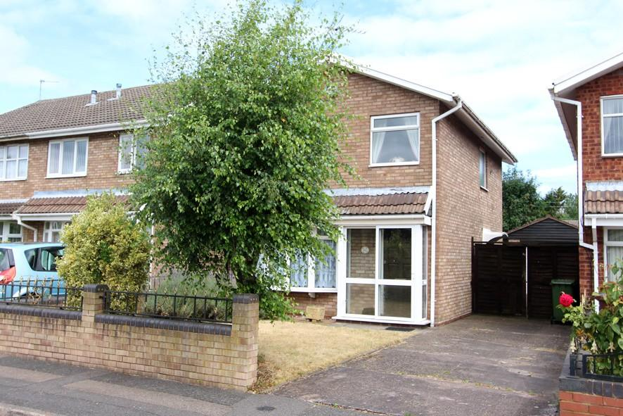 3 Bedrooms Detached House for sale in Denmore Gardens, Off Deans Road, Wolverhampton