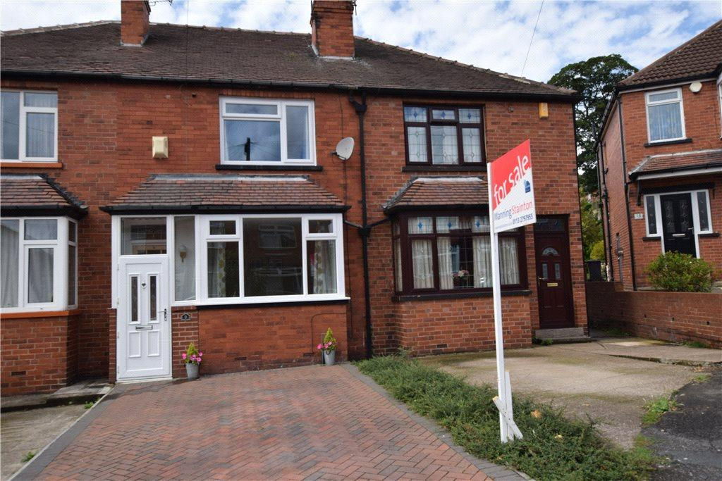 2 Bedrooms Town House for sale in Fawcett Avenue, Leeds, West Yorkshire