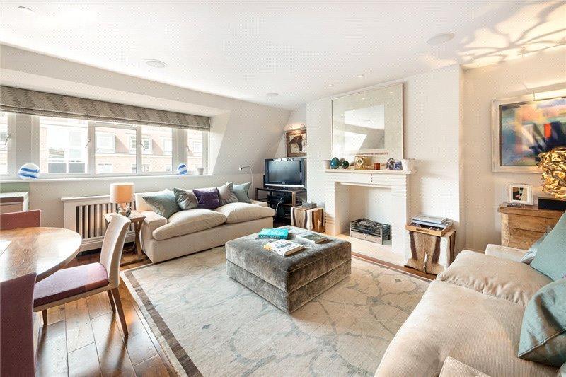 2 Bedrooms Flat for sale in Elm Park Gardens, London, SW10