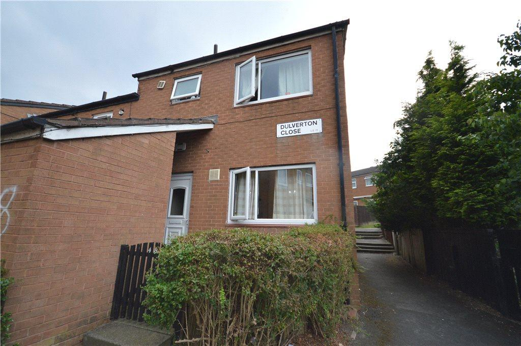 3 Bedrooms Terraced House for sale in Dulverton Close, Leeds