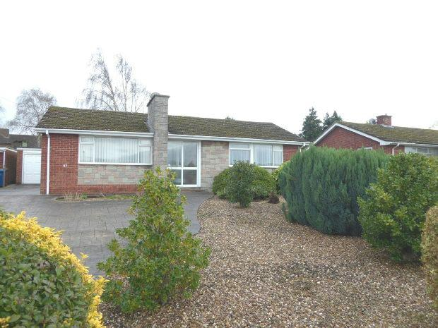 3 Bedrooms Detached Bungalow for sale in Leigh Grove, Banbury