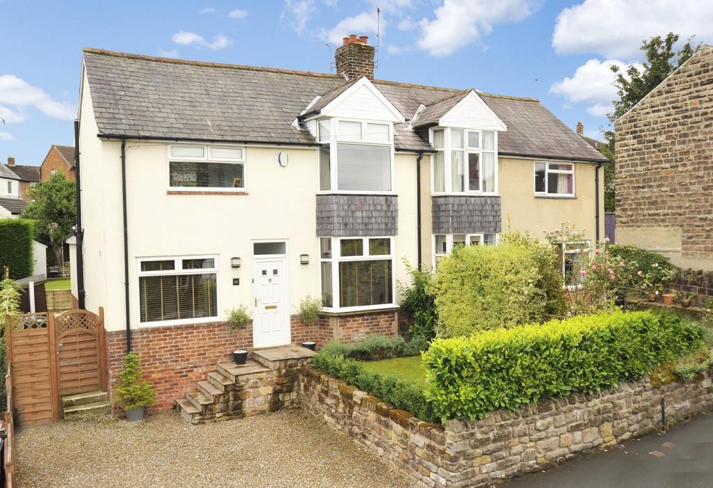 3 Bedrooms Semi Detached House for sale in Bachelor Gardens, Harrogate