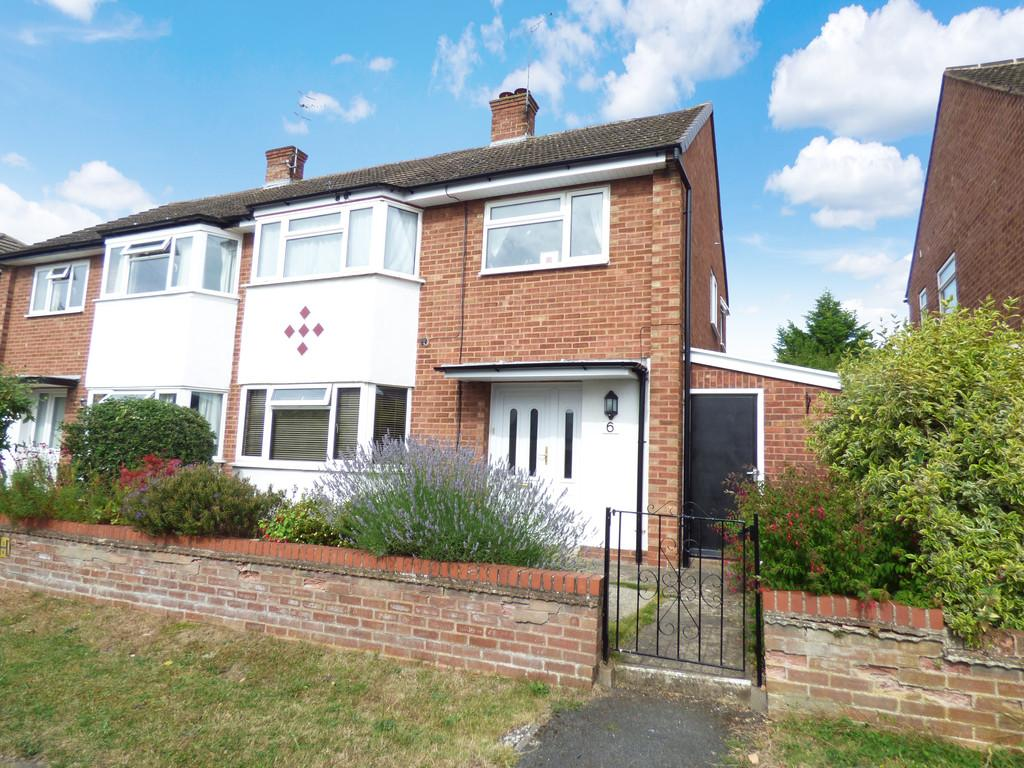 3 Bedrooms Semi Detached House for sale in Limes Avenue, Stratford-Upon-Avon