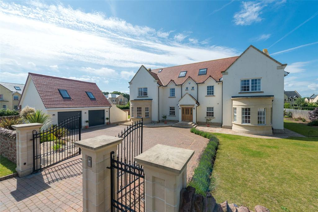 6 Bedrooms Detached House for sale in The Village, Archerfield, East Lothian