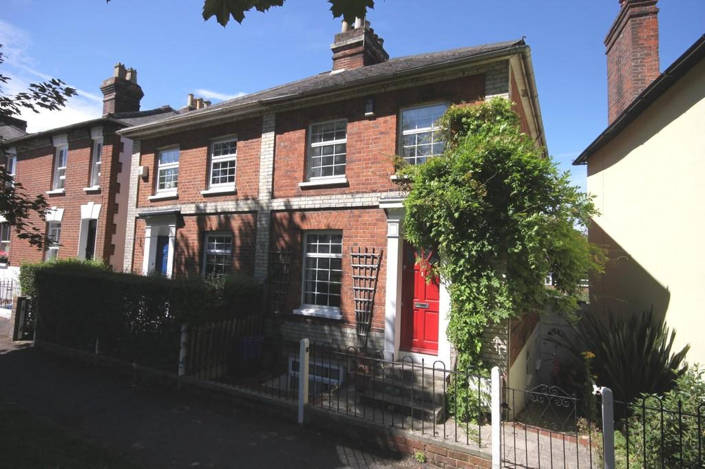 3 Bedrooms Semi Detached House for sale in THE GREENCROFT, SALISBURY, WILTSHIRE, SP1 1JD