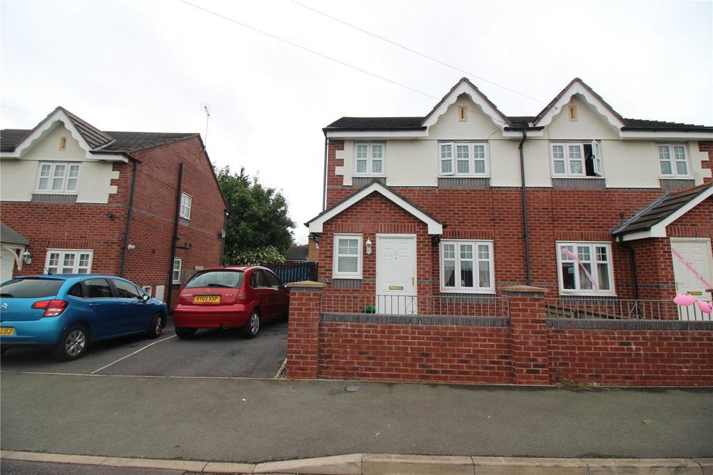 3 Bedrooms Semi Detached House for sale in Beechwood Drive, Prenton, Merseyside, CH43