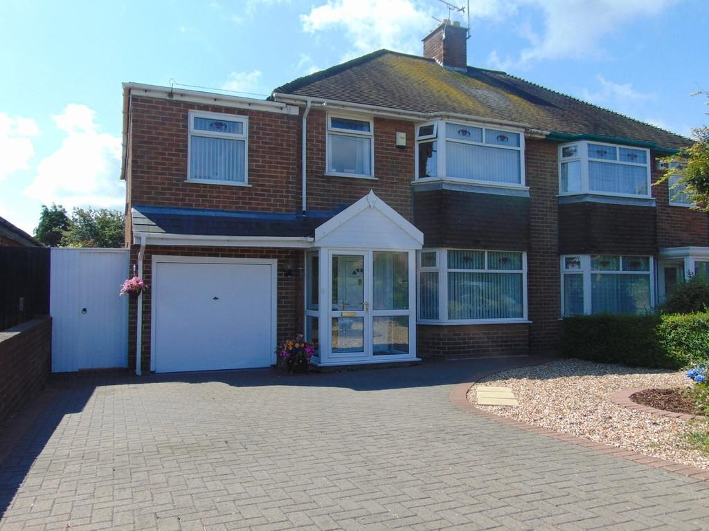 4 Bedrooms Semi Detached House for sale in Leasowe Road, Moreton