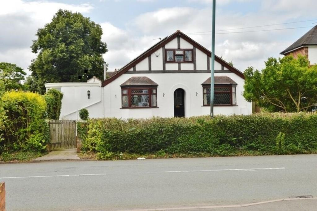 4 Bedrooms Detached Bungalow for sale in Orton, Stafford Road, Lichfield