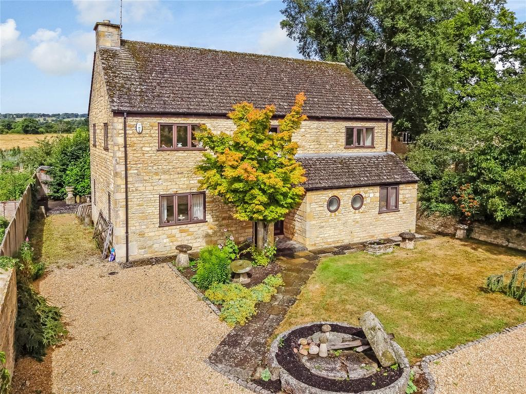 5 Bedrooms Detached House for sale in Hospital Road, Moreton-in-Marsh, Gloucestershire