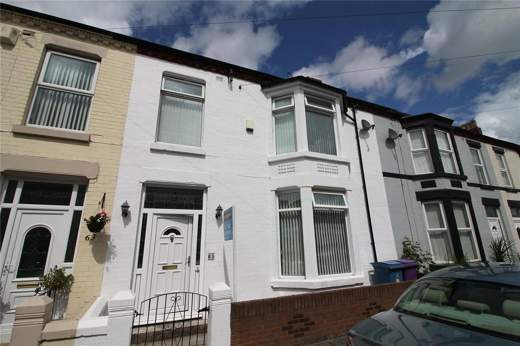 4 Bedrooms Terraced House for sale in Stalmine Road, Walton, L9