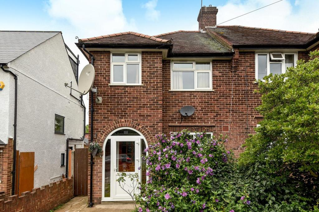 3 Bedrooms Semi Detached House for sale in St. Dunstans Road, Hanwell
