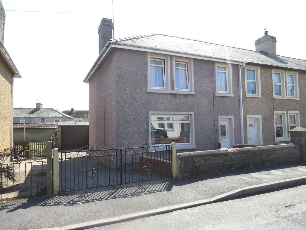 3 Bedrooms End Of Terrace House for sale in Buttermere Avenue, Whitehaven, Cumbria