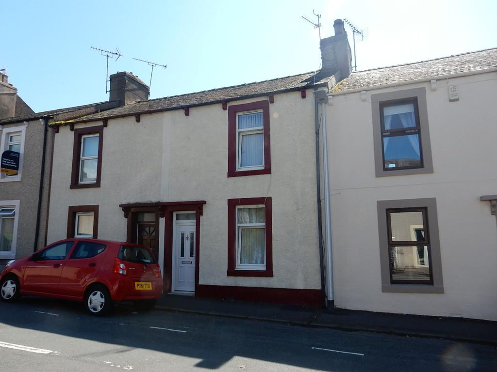 2 Bedrooms Terraced House for sale in Hyde Street, Workington