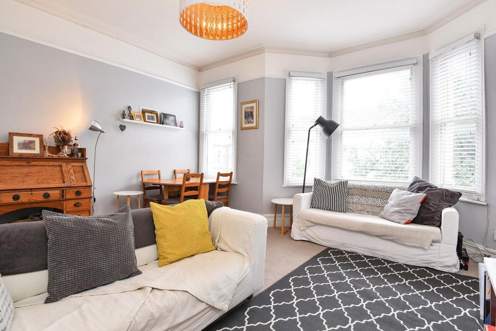 2 Bedrooms Flat for sale in Elspeth Road, Battersea, SW11