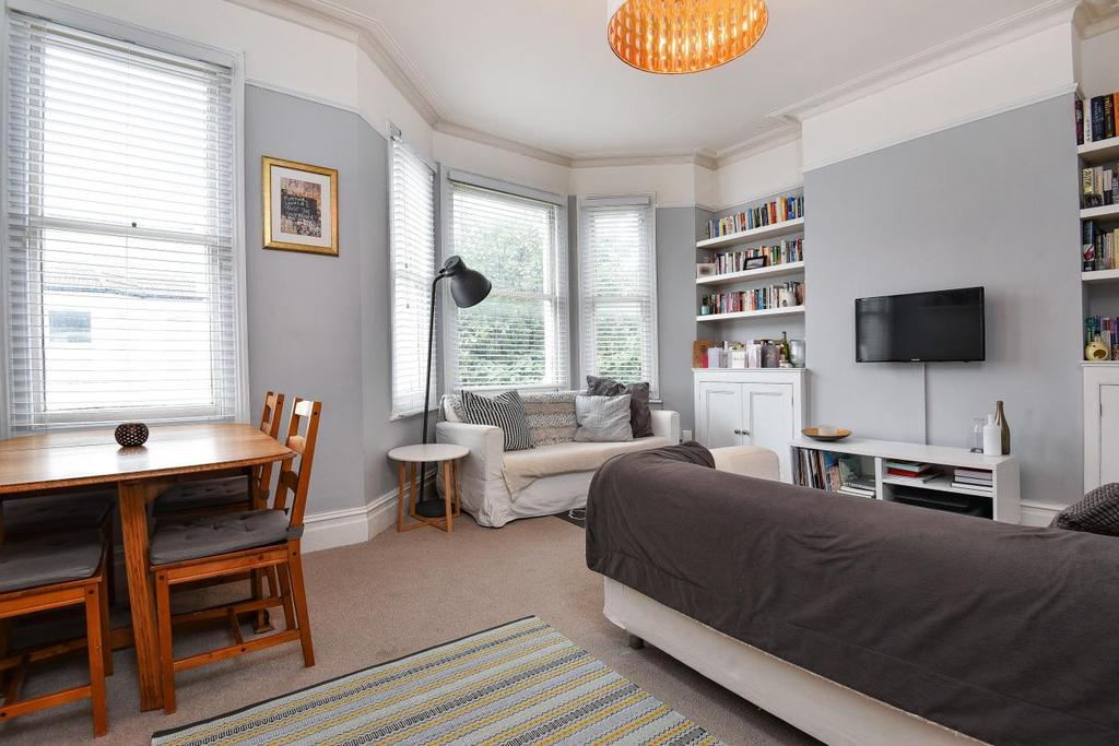 2 Bedrooms Flat for sale in Elspeth Road, Battersea