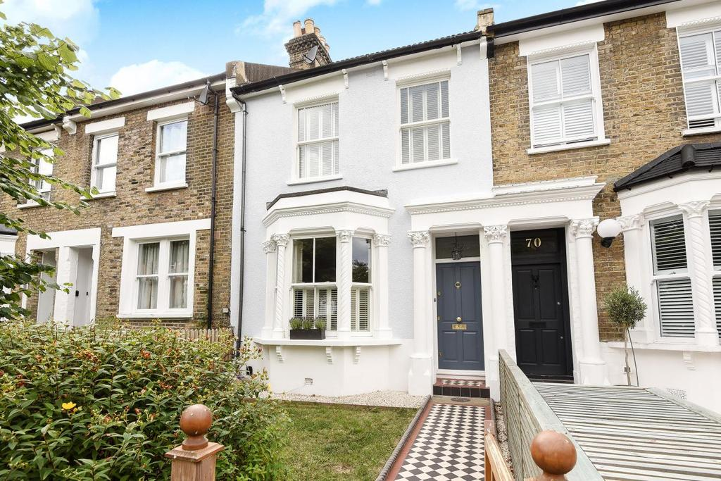 3 Bedrooms Terraced House for sale in Friern Road, East dulwich