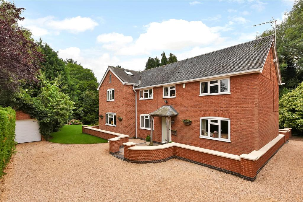5 Bedrooms Detached House for sale in Shakespear Drive, Diseworth, Derby