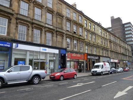 2 Bedrooms Flat for rent in Sauchiehall Street, City Centre, Glasgow