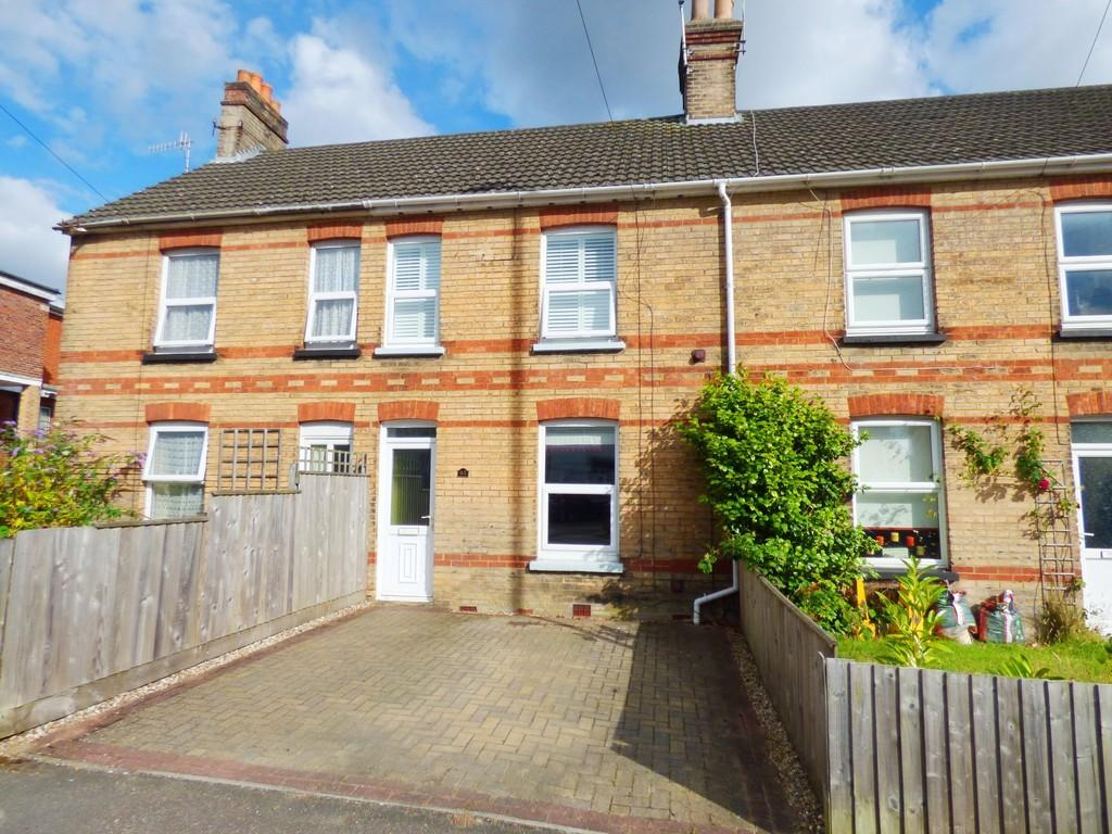 2 Bedrooms Terraced House for sale in LOWER PARKSTONE