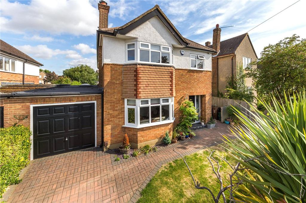 5 Bedrooms Detached House for sale in Long Cutt, Redbourn, St. Albans, Hertfordshire