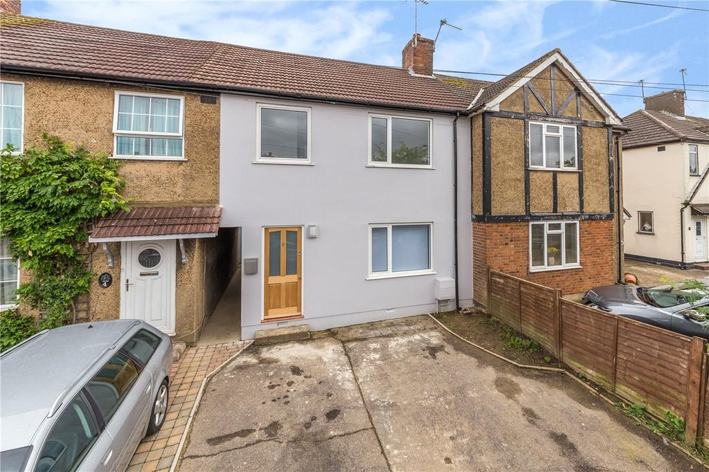 4 Bedrooms Terraced House for sale in Ashley Road, St. Albans, Hertfordshire