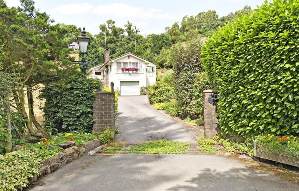 3 Bedrooms Detached House for sale in Goldford House, Bickerton, SY14 8LL